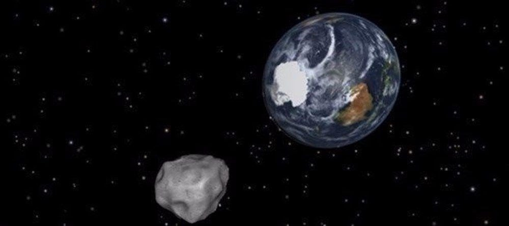 Uzmanlar 4 kilometre çapındaki göktaşının gezegenimize çarpması durumunda global etkisi olabileceği görüşünde.