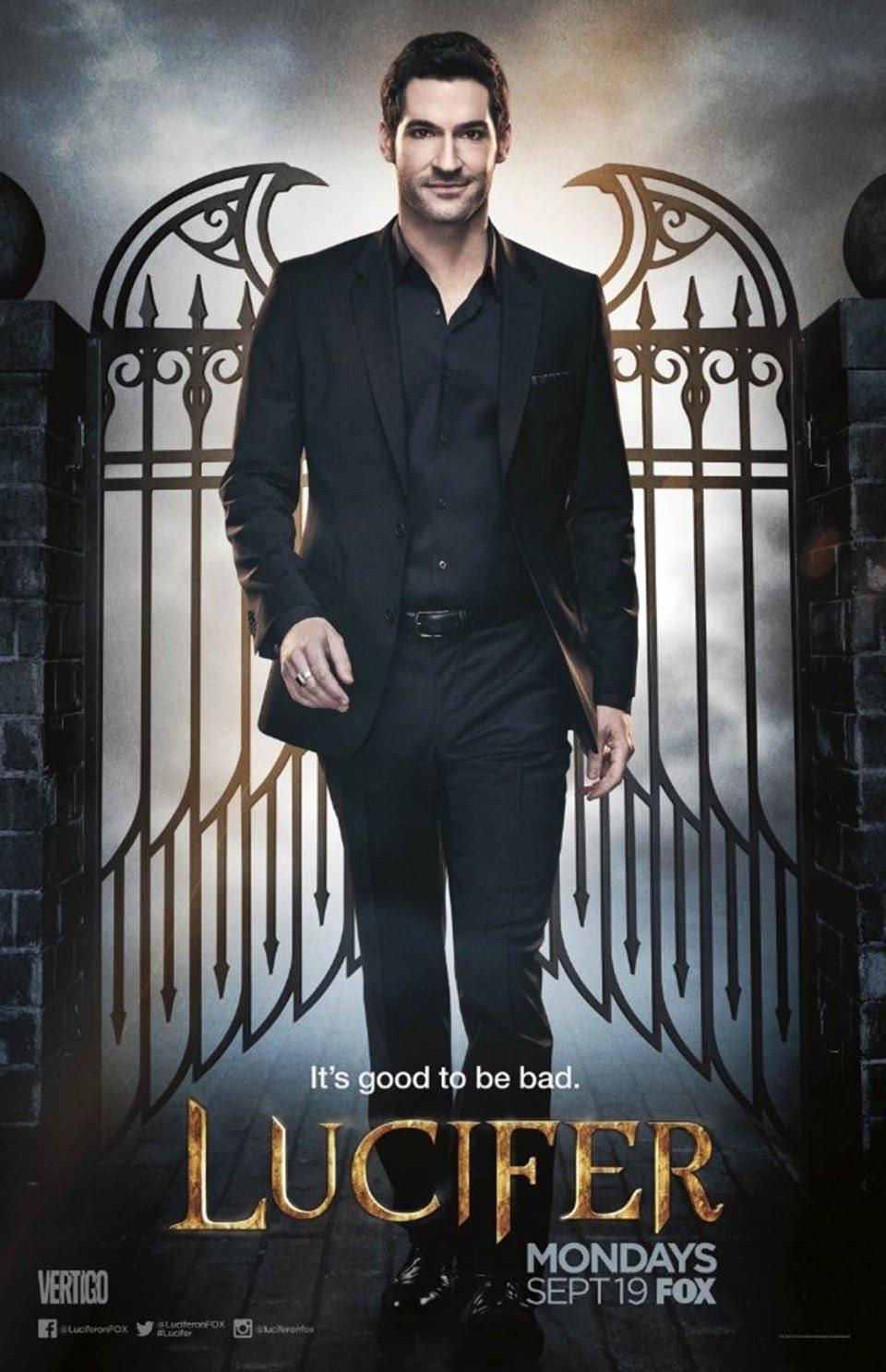 Lucifer (2015) 8,3