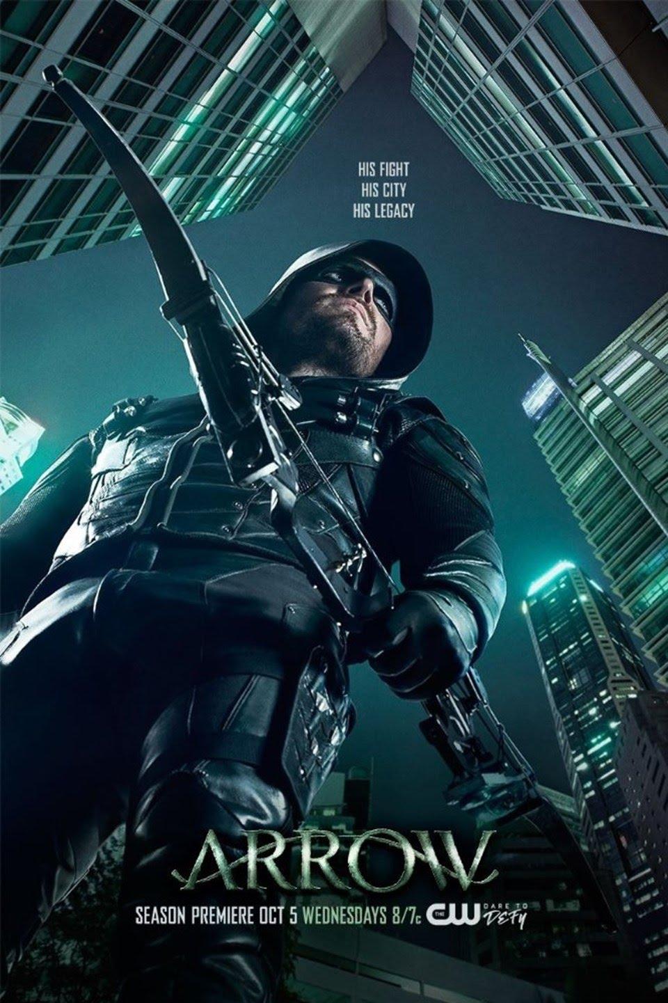 Arrow (2012) 7,9