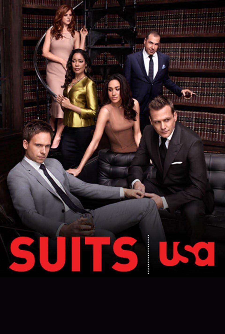 Suits (2011) 8,7